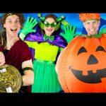 Halloween Songs for Children – Halloween Rules, Let's Get Spooky, Halloween Stomp, Skeleton Dance