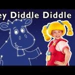 Hey Diddle Diddle and More | KIDS STARS NURSERY RHYMES | Baby Songs from Mother Goose Club!