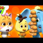 Hungry + Angry = Hangry | Loco Nuts Cartoons Shows For Children – Kids Tv