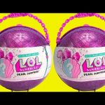 LOL Pearl Surprise Purple Wave 2 Limited Edition Fizz Toy Video