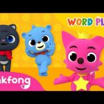 My Body and more | Word Play | 3D Nursery Rhyme | +Compilation | Pinkfong Songs for Children