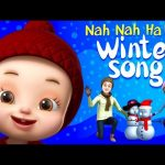 Nah Nah Ha Ha – Winter Song | Baby Ronnie | Nursery Rhymes Kids Songs By Videogyan 3D Rhymes