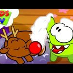 Om Nom Stories : Christmas Special | Kids Cartoon Shows | Funny Videos For Children – Kids TV