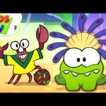 Om Nom Stories – Football | Season 5 | Cartoons For Children | Kids Shows