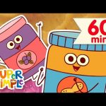 Peanut Butter & Jelly | + More Kids Songs | Super Simple Songs