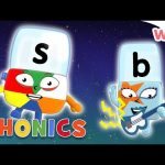 Phonics – Learn to Read | Outer Space Spelling | Alphablocks | Wizz | Cartoons for Kids