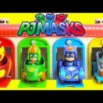 PJ Masks Race Into The Night Surprises