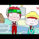 Sunny Bank Allotments – Community Day | Full Episode | Cartoons for Kids | Wizz