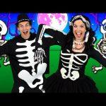 The Skeleton Dance – Kids Halloween Song | Halloween Songs for Children