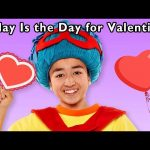 ❤️Today Is the Day for Valentines and More | HEART CRAFTS SONG | Baby Songs from Mother Goose Club!