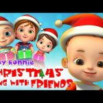 We Wish You A Merry Christmas Song And More | Baby Ronnie Rhymes | Videogyan 3D Rhymes