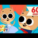 Wind The Bobbin Up | + More Kids Songs | Super Simple Songs