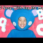 ABC Song With Eep the Mouse and More | FUN LETTER HUNT | Baby Songs from Mother Goose Club!