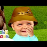 Baby Jake – Playing in The Rain | Full Episodes | Yaki Yaki Yogi | Cartoons for Kids