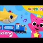 Baby Shark 123 and more | Word Play | 3D Nursery Rhyme | +Compilation | Pinkfong Songs for Children