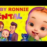 Dental Care Song | Baby Ronnie | Sick Song | Videogyan 3D Rhymes | Nursery Rhymes