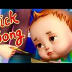 Nah Nah Ha Ha – Sick Song | Baby Ronnie | Nursery Rhymes & Kids Songs | Videogyan 3d Rhymes