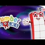Numberblocks – #SpaceWeek Special | Blast Away | Wizz | Cartoons for Kids