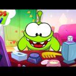 Om Nom Stories: Makeup Tutorial   Video Blog   Funny Cartoons for Children – Kids TV