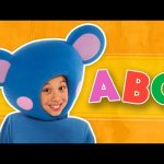 ABC Song with Eep the Mouse | WOW ENGLISH PHONICS SONG | New Mother Goose Club Video!