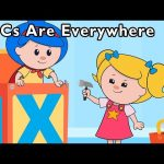 ABCs Are Everywhere and More | LEARN PHONICS ABC SONGS | Baby Songs from Mother Goose Club!