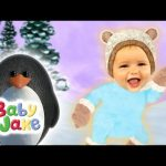 Baby Jake – Sliding Through the Snow | Full Episodes | Yacki Yacki Yoggi | Cartoons for Kids
