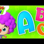Fantasy Alphabets | ABC Song | The Supremes Cartoons | Learning Videos For Babies – Kids TV