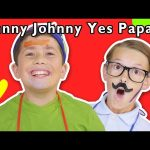 Johnny Johnny Yes Papa and More | LEARN COLORS WITH JOHNY JOHNY | Baby Songs from Mother Goose Club!
