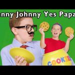 Johnny Johnny Yes Papa and More | 🍪 WHO STOLE THE COOKIE? | Baby Songs from Mother Goose Club!