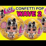 LOL Surprise Confetti Pop Series 3 Wave 2