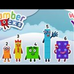 Numberblocks – Learn to Count | Number Fun | Wizz | Cartoons for Kids
