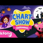 Pinkfong Chart Show: It's Halloween!   Pinkfong Chart Show   Pinkfong Songs for Children