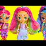 Shimmer and Shine Rainbow Zahramay Imma Genie Doll