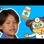 Sick and More | KIDS PRETEND PLAY | Baby Songs from Mother Goose Club!