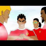 Supa Strikas – Saison 1 – Épisode 12 – La Blok de la communication | Kids Cartoon