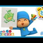 🖌 Let's Go Pocoyo –  Painting with Pocoyo  [ 30 minutes ] | Full Episodes | CARTOONS for KIDS