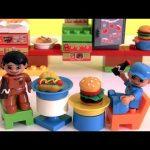 SnakBar Doug Blocks Set Toy Unboxing Review