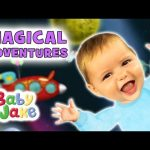 Baby Jake – Magical Adventures | Full Episodes | Yacki Yacki Yoggi | Cartoons for Kids