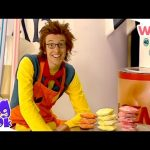 Big Cook Little Cook – Baking with Sweets | Wizz | TV Shows for Kids