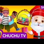 ChuChu TV Police Christmas Episode – Saving The Christmas Gifts from Thieves – ChuChu TV Surprise