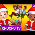 ChuChu TV Police – Saving The Christmas Surprise Eggs Gifts + More ChuChu TV Police Episodes