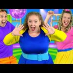Dance Party! 🕺 Dance Songs for Kids – Actions Song – Bounce Patrol