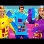 Do the Funky Robot – Robot Dance Kids Song | Actions Songs for Kids