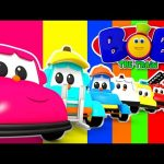 Learn Colors with Bob The Train | Cartoon Videos for Babies | Bob Fun Series – Kids TV