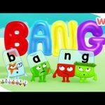 Phonics – Learn to Read | The Alphablocks & Plusman | Alphablocks | Wizz | Cartoons for Kids
