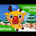 Rudolph, the Red-Nosed Reindeer | Christmas Story | Pinkfong Stories for Children