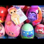 Surprise Baby Born Vampirina Peppa Pig LOL Dolls egg PJ Masks Tsum Tsum