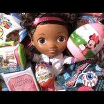 SURPRISE Toys Kinder egg Minnie Mouse Puppy Dog Pals Disney Princess Tsum Tsum