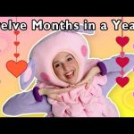 Twelve Months in a Year and More | LEARN MONTHS | Baby Songs from Mother Goose Club!