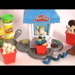 Play-Doh Popcorn Party unboxing 📦 toy review